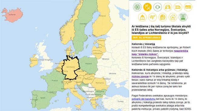 Reopen EU svetainės pavyzdys (šiuometinę situaciją pažiūrėkite atsidarę svetainę)