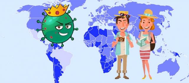 Kaip keliauti per koronaviruso pandemiją
