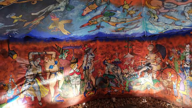 Paragvajaus menas Itau meno muziejuje