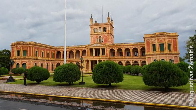 Paragvajaus prezidentūra