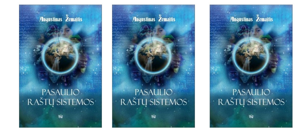 """Esu parašęs knygą """"Pasaulio raštų sistemos"""", kur rašau, kaip tari visų pasaulio šalių oficialių ar pagrindinių rašto sistemų raides. Tai - vienintelis toks lietuviškas šaltinis"""