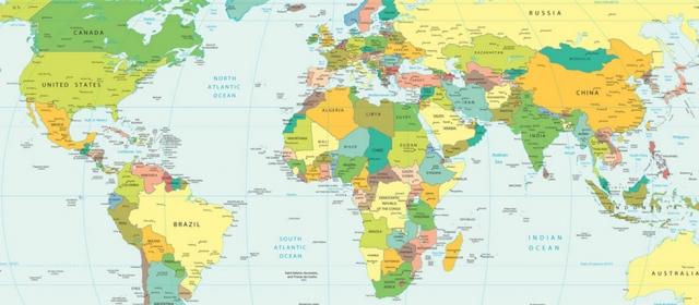 Kiek šalių yra pasaulyje (ir kaip suskaičiuoti, keliose buvai)