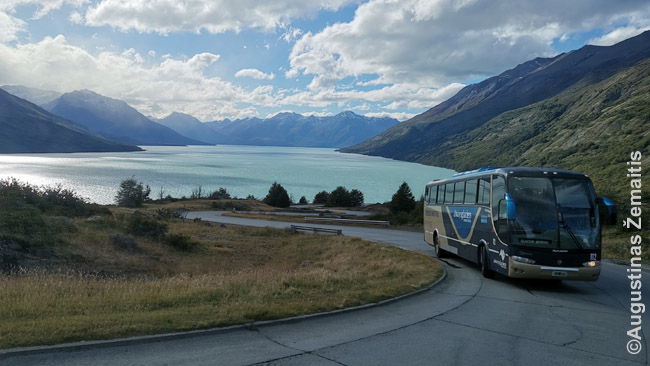 Kelias per Patagoniją