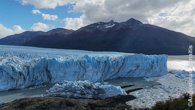 Perito Moreno ledynas