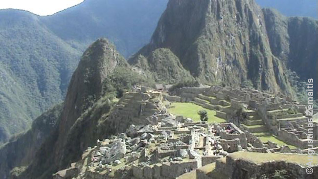 Maču Pikču, garsiausia indėniška vieta Pietų Amerikoje