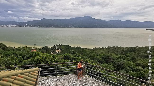 Santa Katarinos sala Pietų Brazilijoje, kurią planuoju aplankyti
