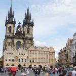 Praha - senovinio Europos miesto etalonas
