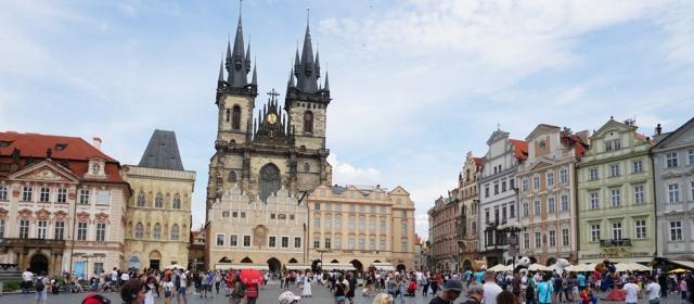 Praha – senovinio Europos miesto etalonas