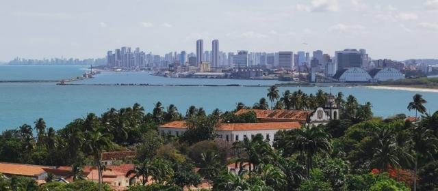 Resifė ir Olinda – Brazilijos autentika