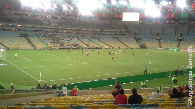 Futbolas Marakanoje
