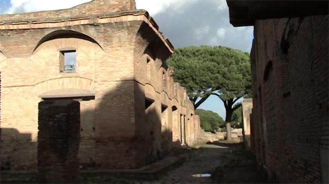Insula Ostijoje prie Romos