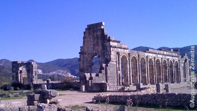 Bazilika Volubilyje (dabartinis Marokas)