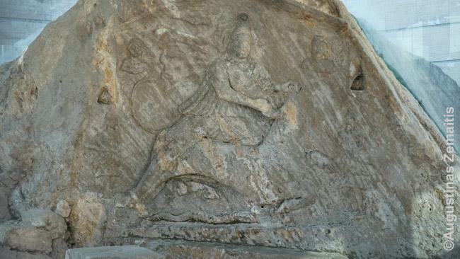 Mitros atvaizdas Jajcėje (dabartinė Bosnija)