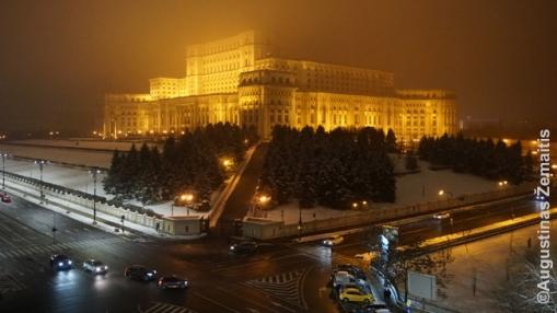Rumunijos didysis parlamentas