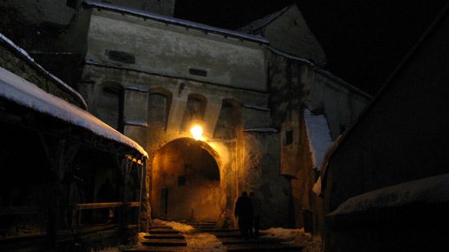 Sigišoaros vartai