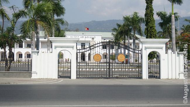 Rytų Timoro vyriausybės rūmai Dilyje