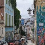 Salvadoras - auksinė Brazilijos vergų sostinė