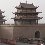 Kinijos Šilko kelias - grotos, kinų siena, dykuma