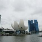Singapūras - kitoks! ateities! miestas!