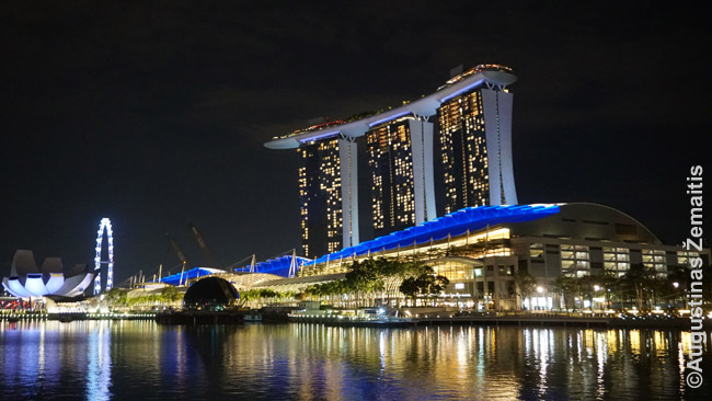 Singapūro Marina Bay projektas