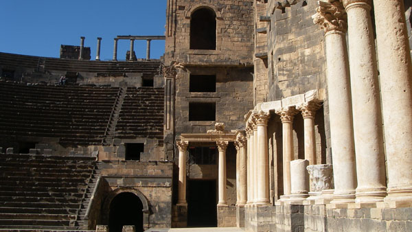 Bosros teatre Sirijoje