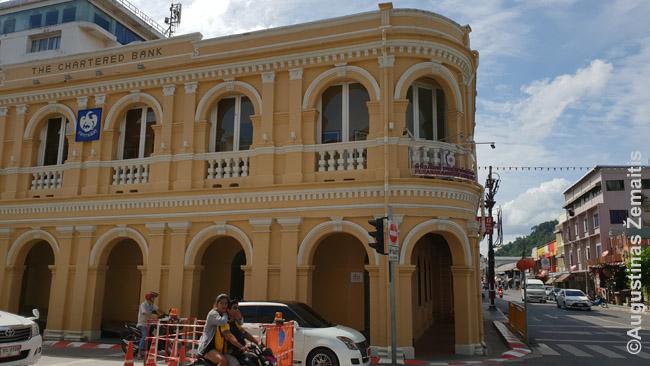 Senajame Puketo mieste