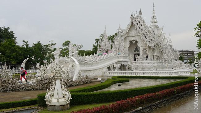 Čiang Rajaus Baltoji šventykla