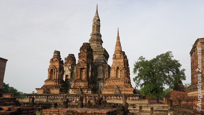 Sukhotajaus Wat Mahathat
