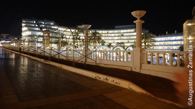 Vienas Playa de Las Americas viešbučių