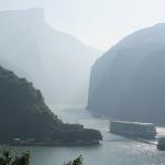Trys tarpekliai Jangdzėje - upių kruzių karalius