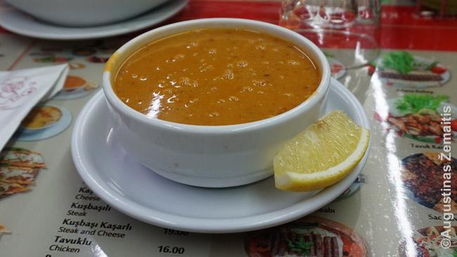 Ezogelin sriuba