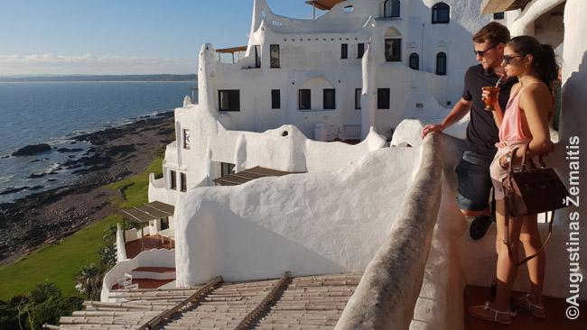 Casapueblo prie Punta del Estės kurorto