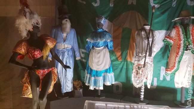 Montevidėjo Karnavalo muziejuje