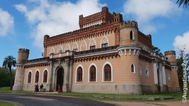Pirijos rūmai Piriapolyje