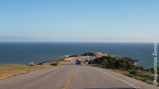 Kyšulys prie Punta Del Estės