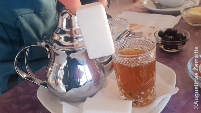 Sahraviška arbata