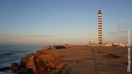 Vakarų Sacharą geriausia aplankyti iš Maroko