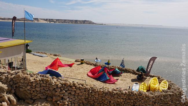 Maroko pakrantė - kaituotojų rojus