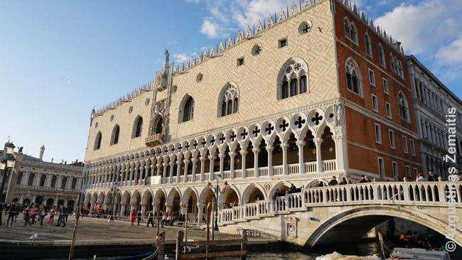 Venecijos valdovų rūmai
