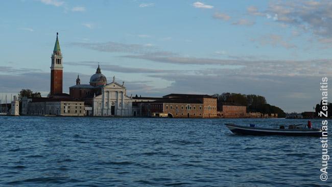 Santa Maria Maggiore, viena garsiausių Venecijos bažnyčių