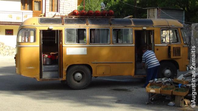 Viešasis transportas Armėnijoje