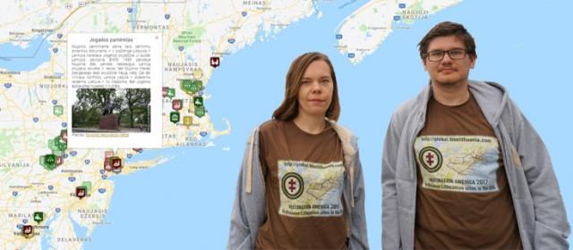 Tikslas – Amerika 2017 ekspedicijos dienoraštis