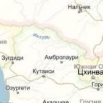 Rusijos užsienio politika Yandex žemėlapiuose