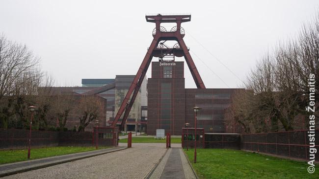 Zolverein, Rūro regiono industrijos simbolis