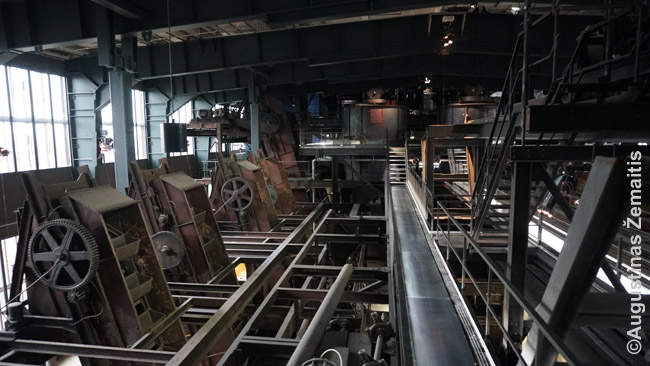Zollverein viduje