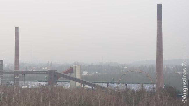 Zollverein dalis su apžvalgos ratu